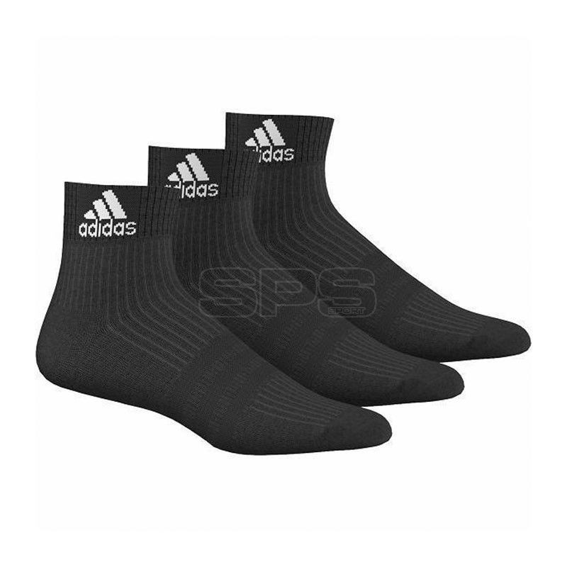 pastel docena Contratista  Pack 3 Calcetines adidas 3s Per An Hc 3p Black | SPS Sport