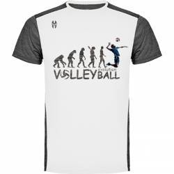 Camiseta Volleyball Evolution