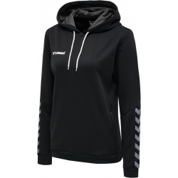 HMLauthentic Poly Hoodie Woman