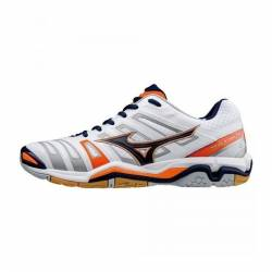 Mizuno Wave Stealth 4 Orange